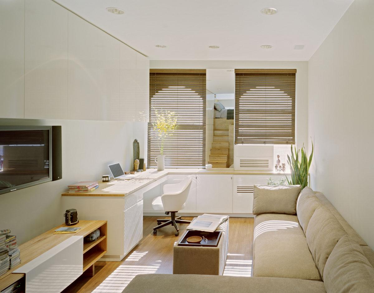 nội thất cho phòng khách chung cư nhỏ hẹp