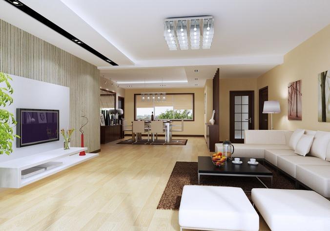 sử dụng thiết kế nội thất phòng khách chung cư