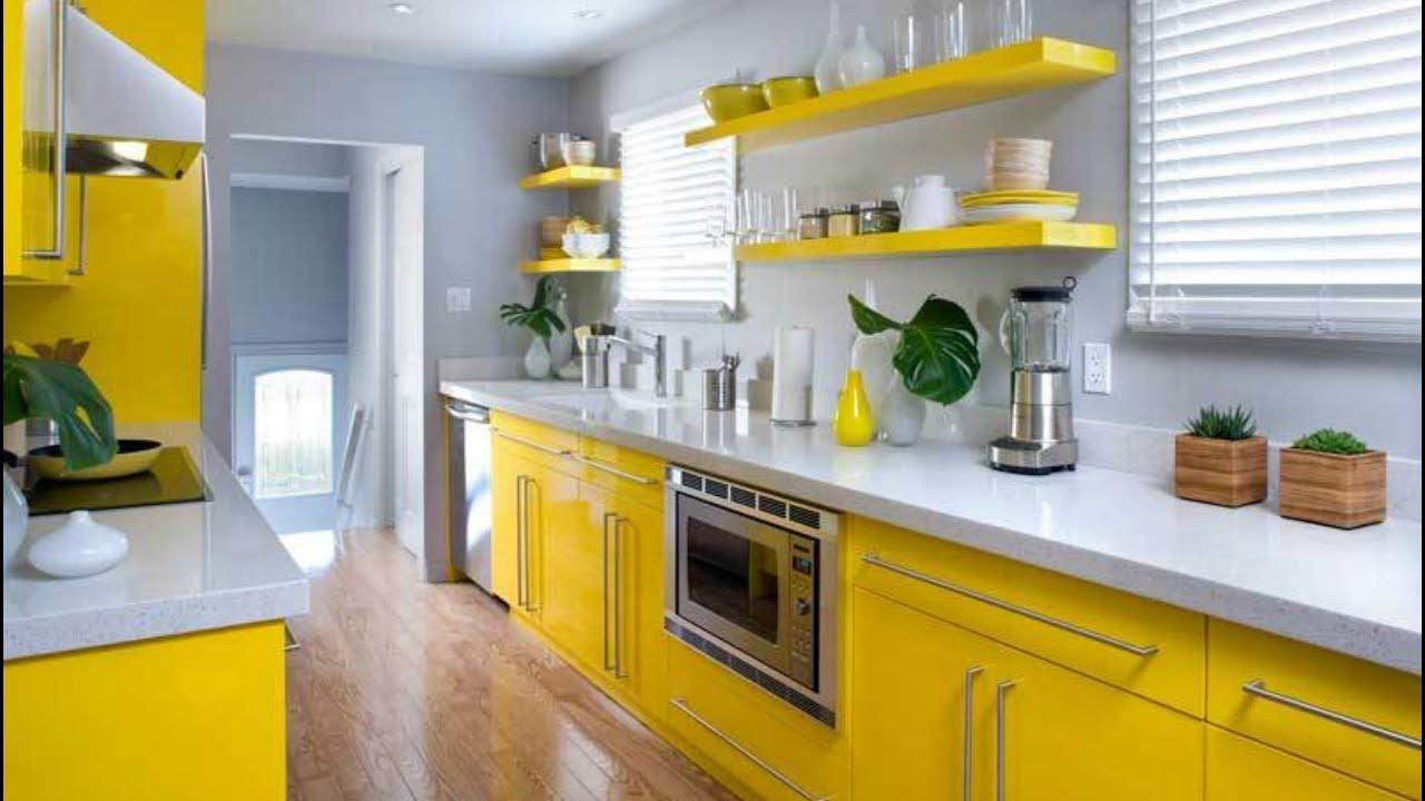bí kíp giúp phòng bếp rộng hơn