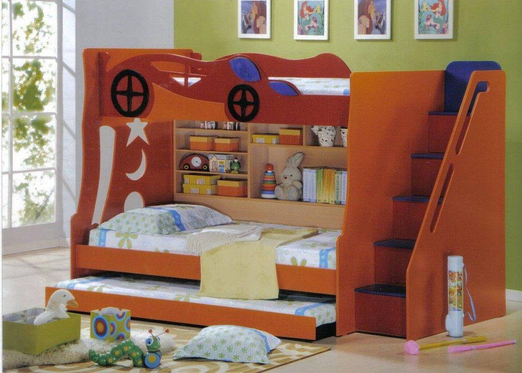 ánh sáng phòng ngủ trẻ em