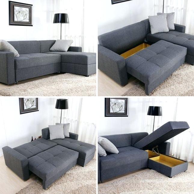 sofa góc kiêm sofa giường