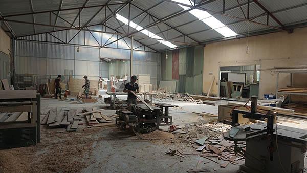 xưởng đồ gỗ nội thất
