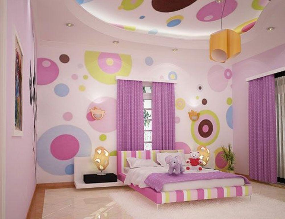 trần thạch cao phòng ngủ đơn giản đẹp