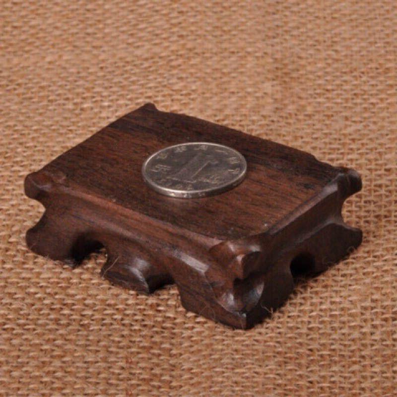 đôn gỗ mini gỗ gụ