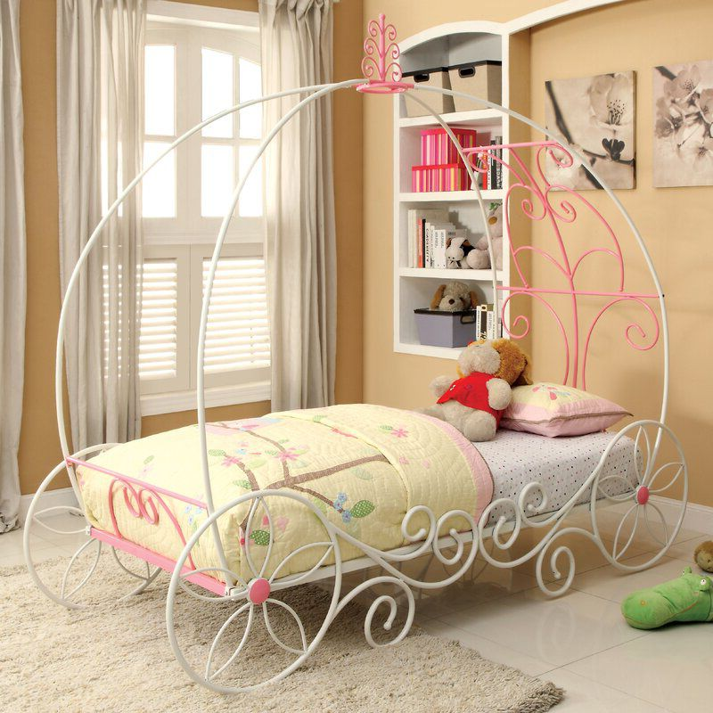 giường ngủ khung sắt cho trẻ em