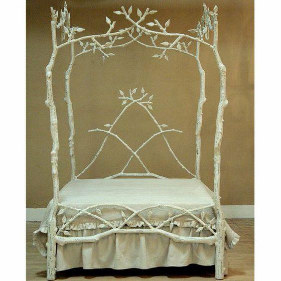 giường ngủ bằng sắt đẹp