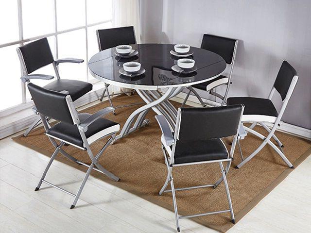 Kích thước bàn ghế ăn càng lớn thì giá càng cao.