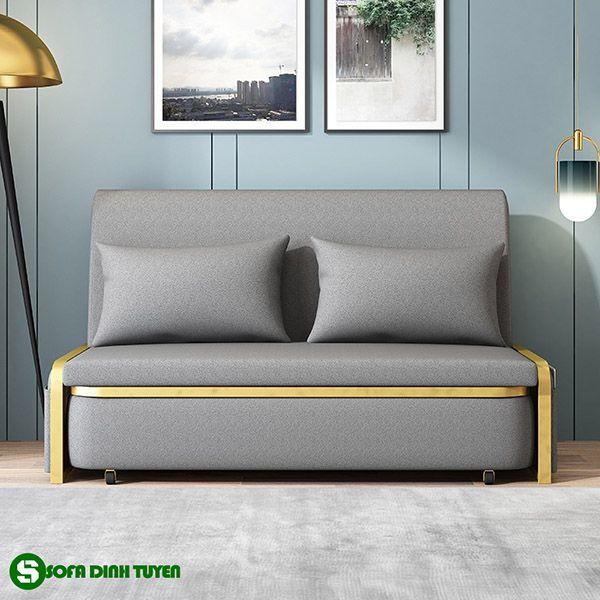 mâu ghế sofa kết hợp giường ngủ dạng kéo