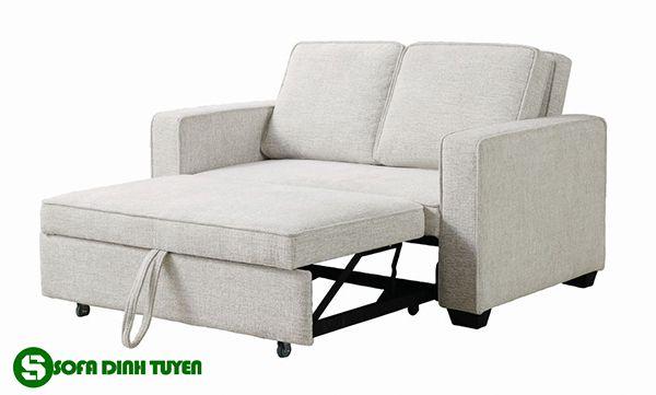 mẫu ghế sofa kết hợp giường ngủ kéo