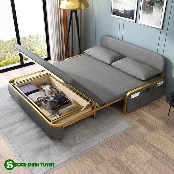 mẫu ghế sofa kết hợp giường ngủ
