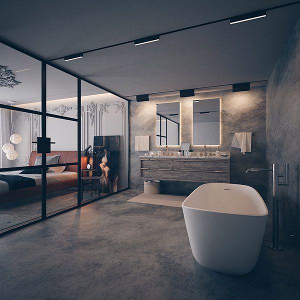 phòng tắm hiện đại nhất thế giới