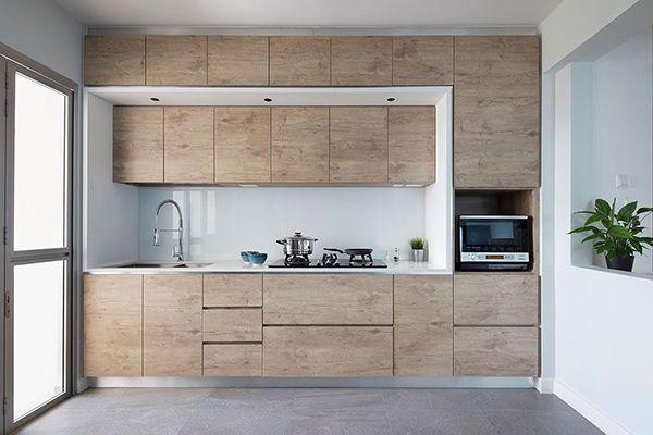 phòng bếp đơn giản mà đẹp