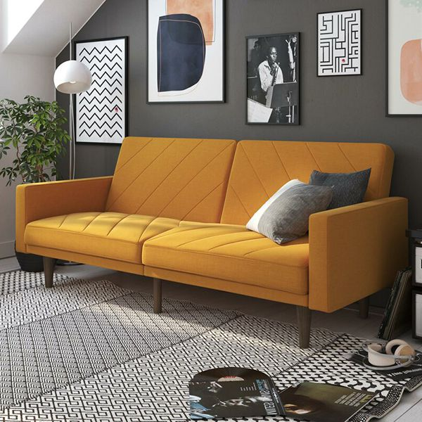 ghế ngủ văn phòng dạng sofa